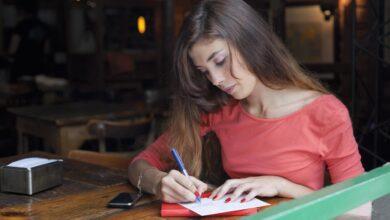 Rédiger une note à l'enseignant de votre enfant