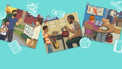 Retour à l'école : Votre boîte à outils pour des enfants en bonne santé