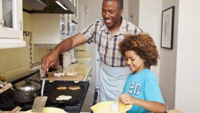 S'adapter à la vie de père célibataire