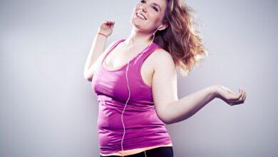 S'entraîner pour perdre du poids