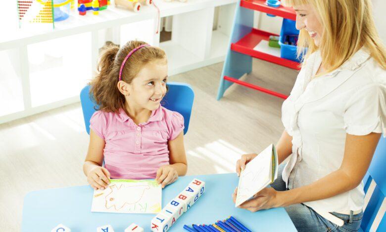 Services auxiliaires pour les enfants à besoins spéciaux
