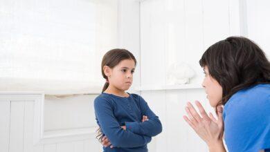 Signes que vous êtes trop strict avec votre enfant