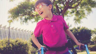 Photo de S'occuper d'un enfant atteint de spina-bifida