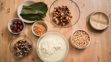 Substitutions d'ingrédients en cuisine chinoise