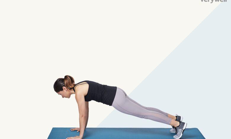 Test de force et de stabilité des muscles centraux