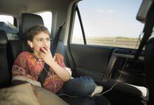 Trouver des aliments sains lors d'un voyage en voiture