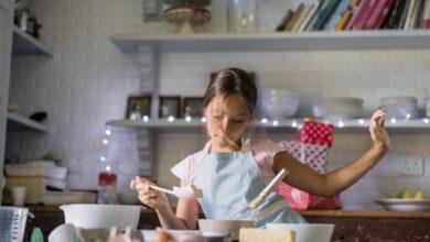 Un guide de cuisson pour tous les âges