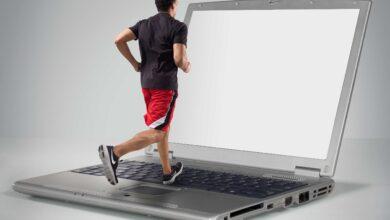 Utiliser un partenaire virtuel pendant l'exercice
