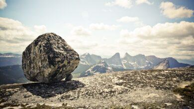 Voir les photos des roches de granit