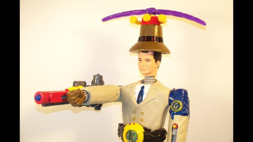Les jouets Happy Meal les plus chers - Inspecteur Gadget (1995)