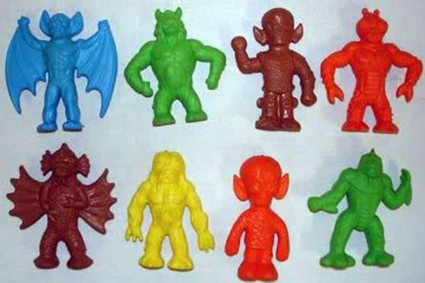 Les jouets Happy Meal les plus chers - Les monstres sous-marins (1979)