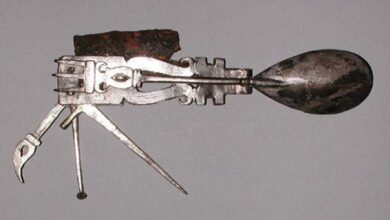 A Roman Swiss Army Knife? 200-300 AD.