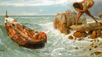 Polyphemus - Whose Prayer for Revenge Was the Origin of the Odyssey