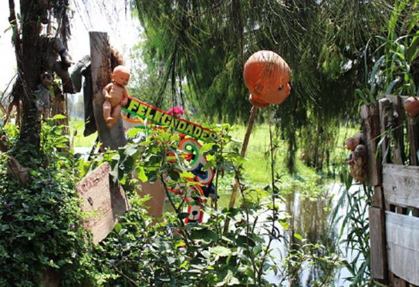 Aujourd'hui, l'île des poupées est une attraction touristique. (Emmanuel Eslava / CC BY-SA 4.0)