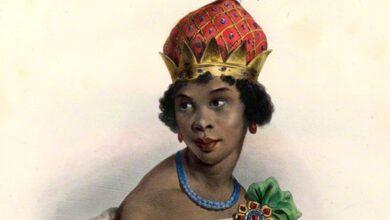 Queen Nzinga of Ndongo and Matamba