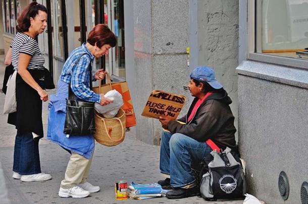 L'Homo sapiens se livre davantage à des actes altruistes.