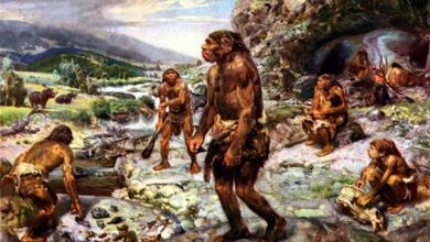Prehistoric Man.