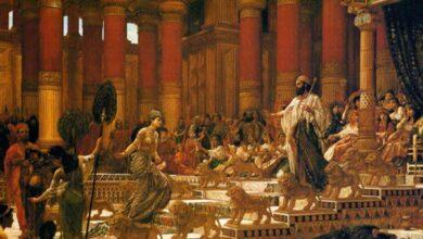 Photo de Découverte des mines du roi Salomon : Rois et pharaons – Première partie