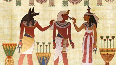 Photo de Le symbole ankh égyptien pourrait-il être issu de la Viscère des taureaux ?