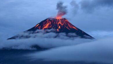 5 façons différentes de classer les volcans
