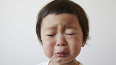 7 raisons pour lesquelles votre enfant peut pleurer