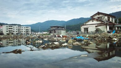 Comment déterminer l'intensité d'un tsunami