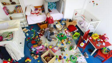 Comment éviter d'avoir trop de jouets