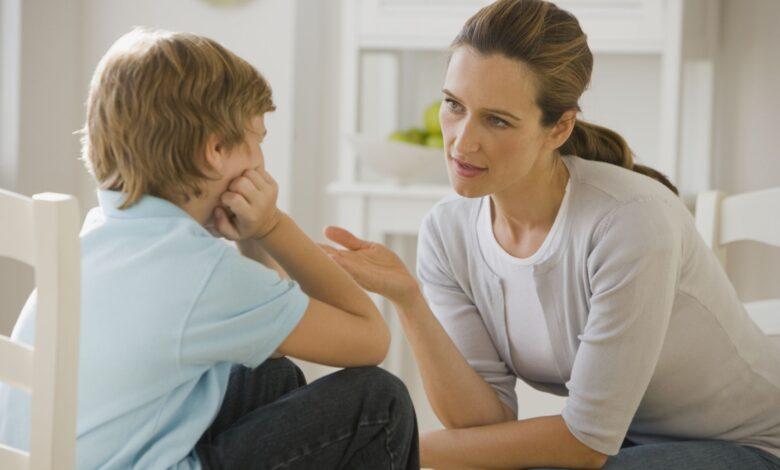 Composantes de base d'une discipline efficace pour les enfants