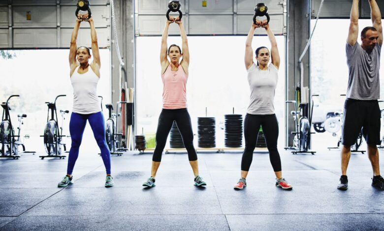 "Crossfit ""Girl"" Helen WoD : instructions, modifications et conseils"