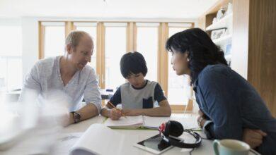 Des habitudes parentales toxiques entre couples qui font du mal aux enfants