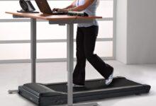 Devriez-vous utiliser un bureau de tapis roulant au travail ?