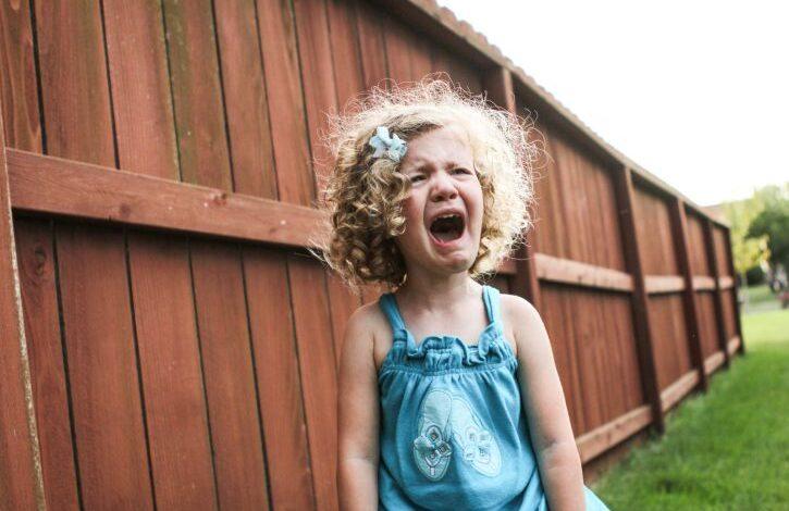Disciplinez le comportement de votre enfant, pas ses émotions