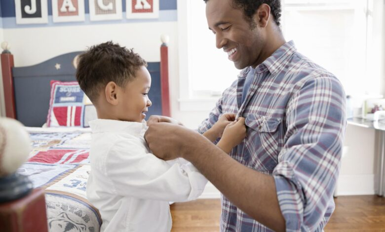 Donnez l'exemple du comportement que vous voulez voir chez vos enfants