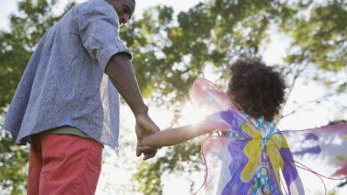Élever votre fille comme un père célibataire