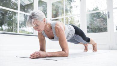 Exercices de fitness fonctionnel pour la perte de poids