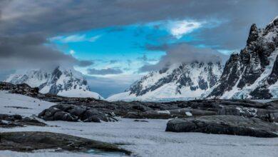 Géologie et topographie de l'Antarctique