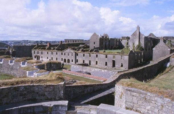 Le fort Charles. (Nigel Cox/CC BY SA 2.0)