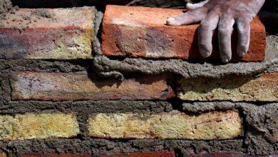 La géologie des briques