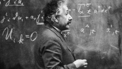 La vie et l'oeuvre d'Albert Einstein