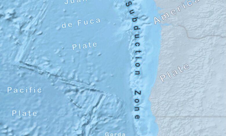Le grand tremblement de terre des Cascades du 2xxx