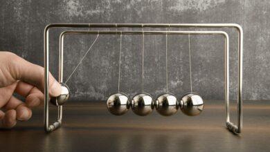 Photo de L'inertie et les lois du mouvement