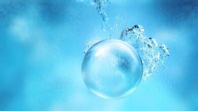 Pourquoi l'eau est-elle une molécule polaire ?