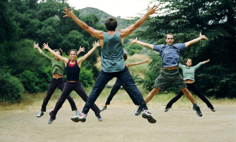 Programme d'exercices de perte de poids en 12 semaines