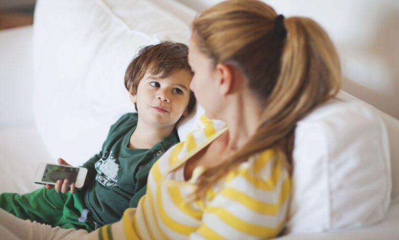 Quand un enfant ne se soucie pas des conséquences