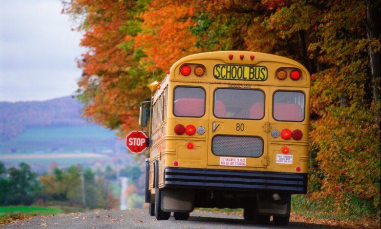 Que faire si votre enfant manque le bus pour un motif précis