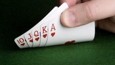 Quelles sont les chances d'obtenir une quinte flush royale au poker ?
