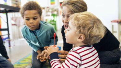 Signes de retards de langage et de parole chez les enfants d'âge préscolaire