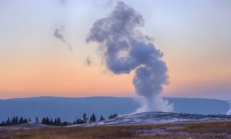 Une introduction aux geysers et à leur fonctionnement