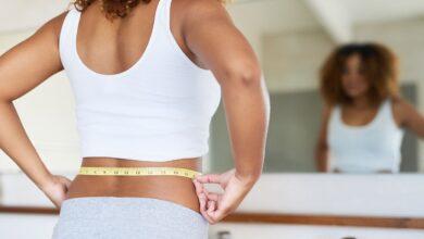 Vous perdez des centimètres mais pas de poids ?