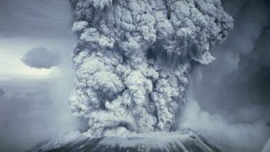 l'éruption mortelle du mont St. Helens